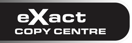 Exact Print and Copy Centre, Somerset West Logo